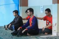 Kang Dicky - Hikmatul Iman- Baksos Ranting Utama 03