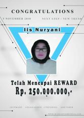 ECSmart Testimony Iis Nuryani
