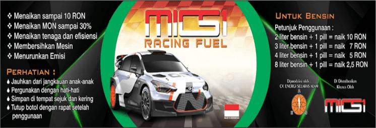 Hi Octan MICS1 Racing Fuel