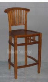jual kursi bar kayu jati jepara,model kursi bar,kursi cafe jati,jenis kursi bar,minimalis jati jepara,furniture jepara