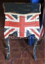 union jack drawer,vintage drawer,antique repro,furniture vintage,finishing duco,jepara furniture,mebel klasik,antik,model furniture antik,antique for sale