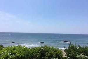 海辺の家での学び