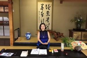 【秋の京都式部会】 大人の知的旅 ~五感に響く上質なひととき~「Points of Youのコーチングカードで自分探し〜自分のコミュニケーションのタイプを知りましょう」