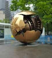 国連のバザーに行ってきました