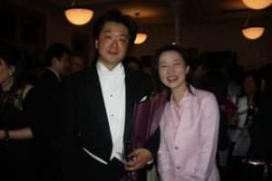 ECOコンサート・指揮者は村中大祐氏