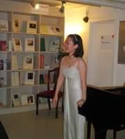 加納裕生野さん Farewell Piano Recital