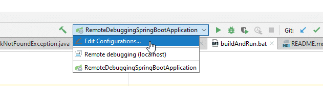 HOWTO: Remote Debug Spring Boot Applications (IntelliJ IDEA +