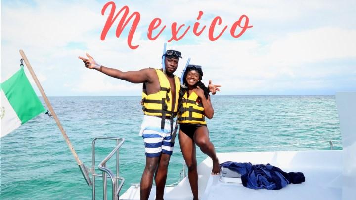 Sierra Leonean Destination Wedding in Mexico ( YT video )