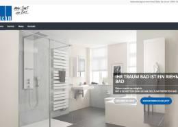 ATELIER RIEHM Webdesign