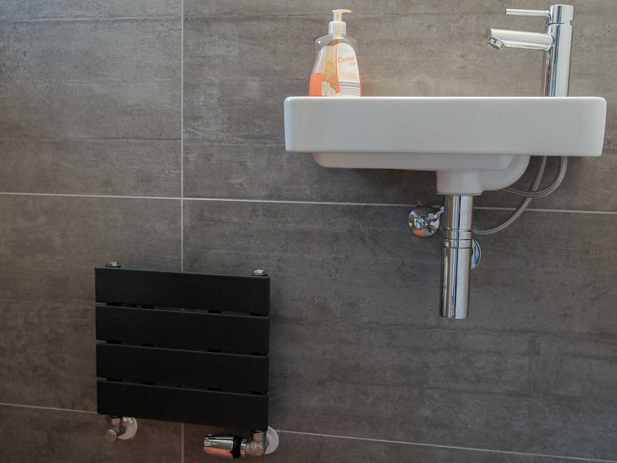 WC Waschbecken 54