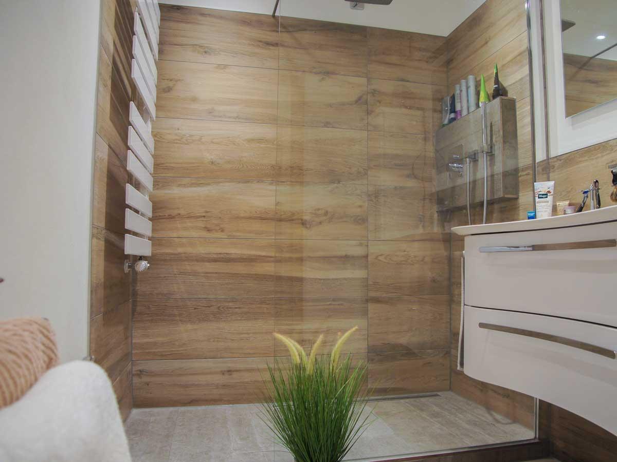 Begehbare Dusche 51