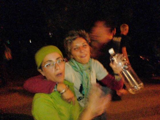 Drunken Italian girls sziget festival