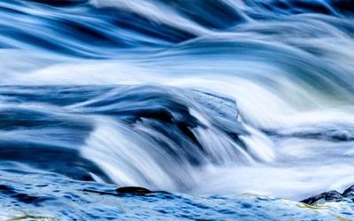 Meer flow door gedeeld beeld
