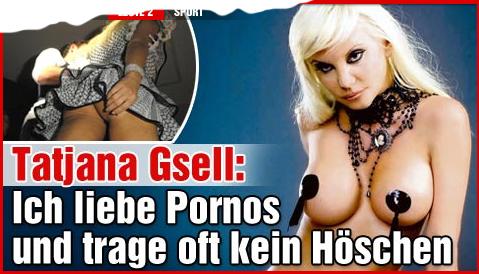Tatjana Gsell Pornos