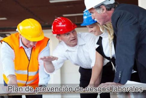 plan de prevencion riesgos laborales