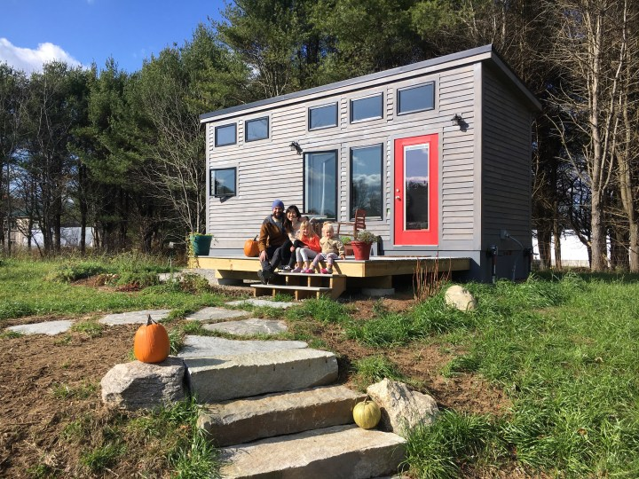 Crow's Nest Tiny House