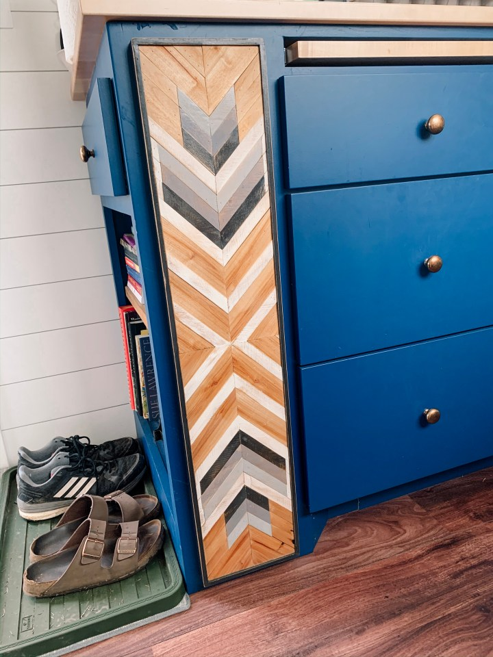 tiny house cabinetry