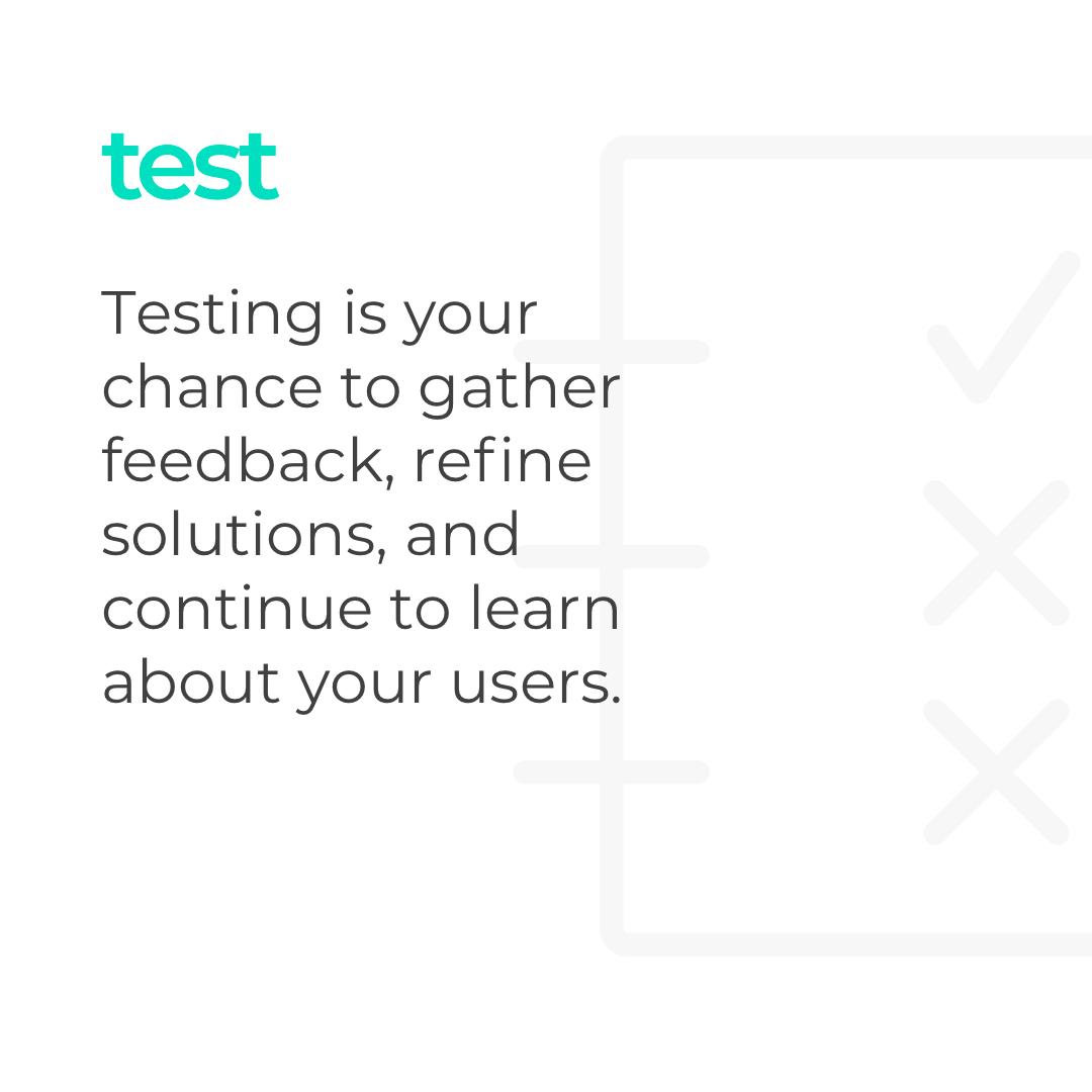 Testing dalam Design Thinking