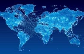 Blockchain Map
