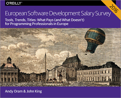 2016 European Software Development Salary Survey