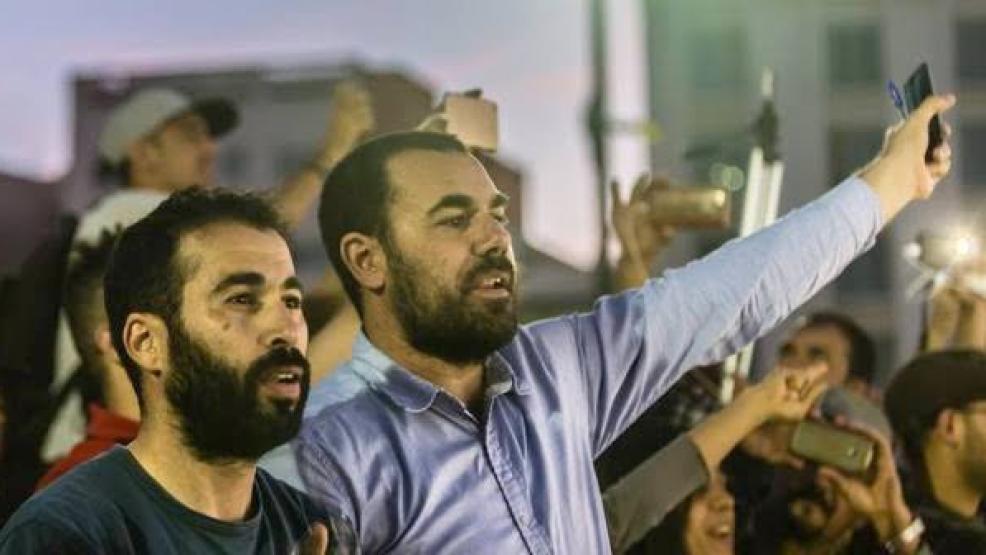 أحمجيق يعلن دخوله في إضراب عن الطعام ويتهم مندوبية التامك