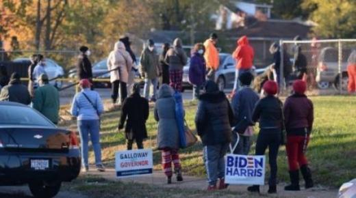 الولايات المتحدة: هذه نسبة تصويت المسلمين لكل من بايدن وترامب