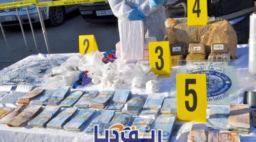 تداول أوراق نقدية مزورة يقود شخصين للإعتقال بالناظور