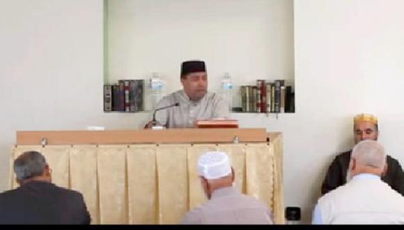 """فرانكفورت: """"حسن المصاهرة"""" عنوان محاضرة قيمة للأستاذ إدريس لعيشي بمسجد حسان (فيديو)"""