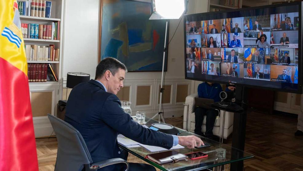 إسبانيا: سبعة رؤساء أقاليم تتجاوز رواتبهم ما يتقاضاه رئيس الحكومة