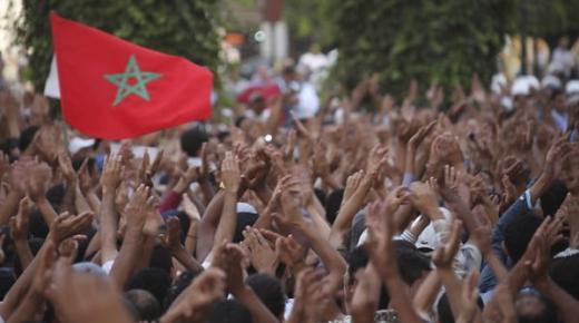 سابـقة من نو عها: طُــلاب المغرب ينقلون إحتجاجاتهم أمام قبة البرلمان