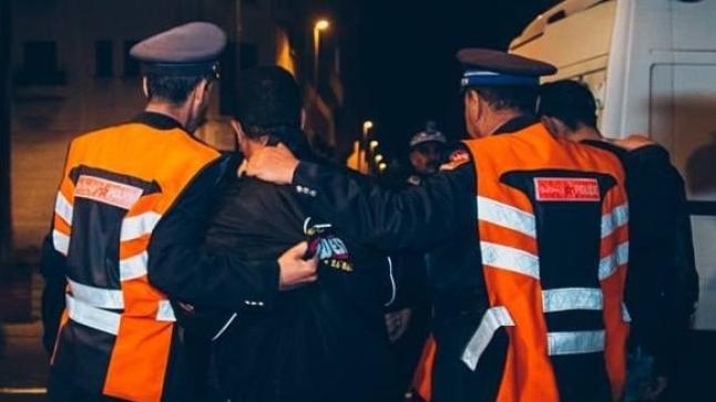 إعتقال أفراد عصابة نصبوا على راغبين في الهجرة السرية