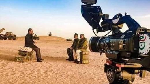 """القناة الأولى تقصف بشكل غير مسبوق النظام الجزائري عقب مسرحية """"الحرب المخفية"""" الهزلية (فيديو)"""