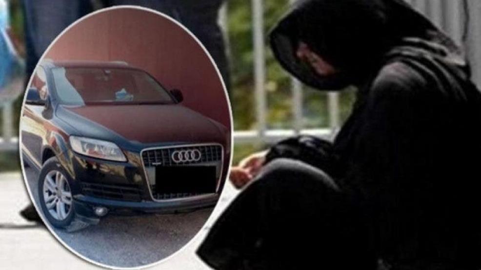 توقيف متسولتان يمتلكان سيارة