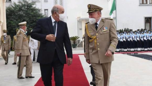 النظام الجزائري يوجه اتهامات خطيرة للمغرب لافتعال حرب مسلحة