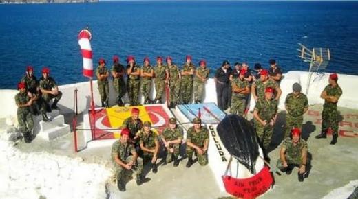 """رقيب في الجيش الاسباني """"يغتصب"""" مجندا على جزيرة النكور المحتلة"""
