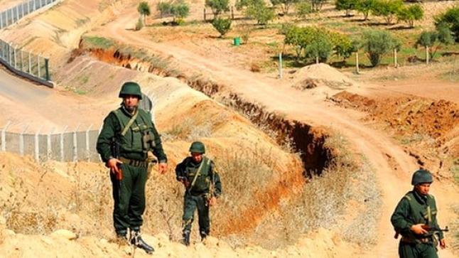 الجزائر تبني أطول جدار الكتروني على حدودها مع المغرب