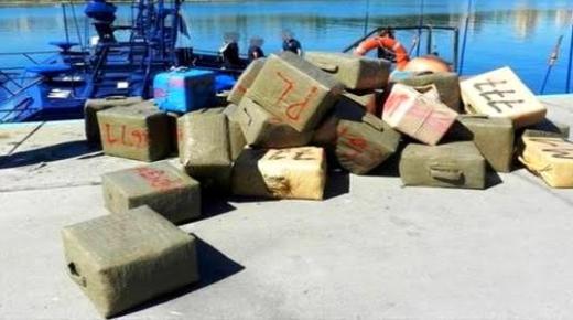 إعتقال رجل أعمال إسباني يتاجر بالحشيش المغربي وهذه الكمية التي تم حجزها