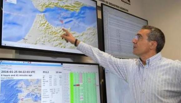 هزة أرضية جديدة في سواحل اقليم الدريوش