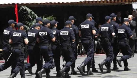 مديرية الأمن تصدر قرارات تأديبية في حق 38 شرطي تورطوا في الغش في الإمتحانات