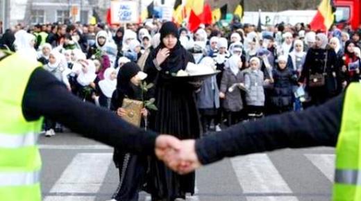"""شيعة شمال المغرب ينتقلون لبروكسيل لمقاضاة منتمين لـ""""التوحيد والاصلاح"""""""