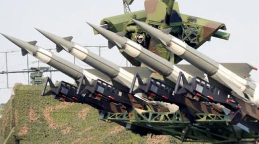 رسميا المغرب يبدأ في تصنيع الأسلحة والعتاد العسكري