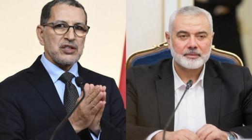 """بدعوة من """"البيجيدي"""".. اسماعيل هنية يزور المغرب"""