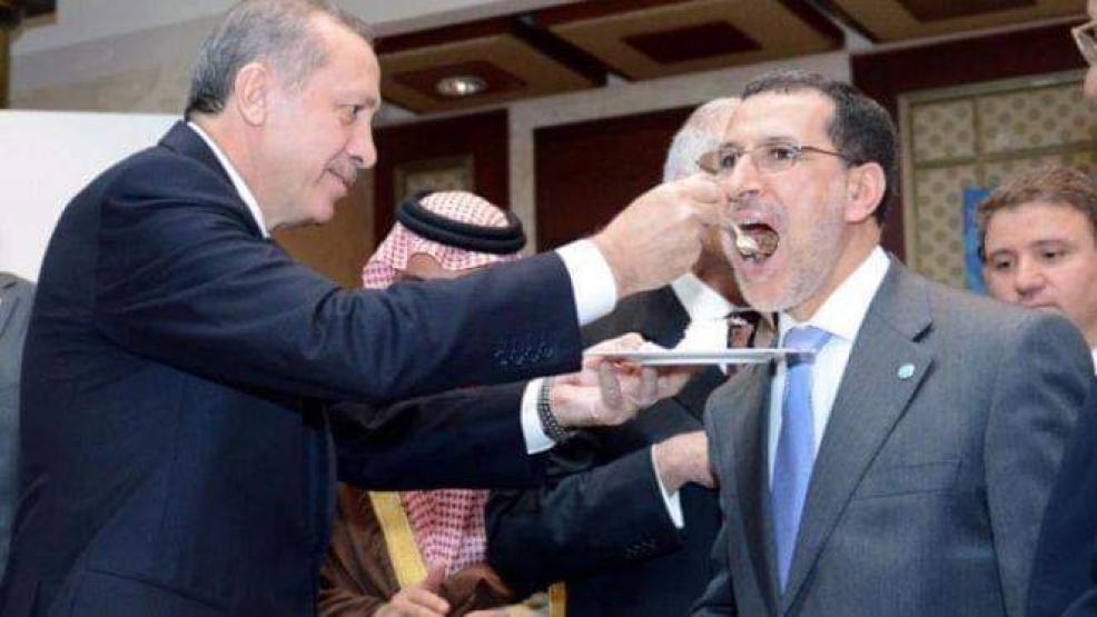 رئيس الحكومة.. تركيا أغرقت السوق المغربية بطريقة غير مشروعة