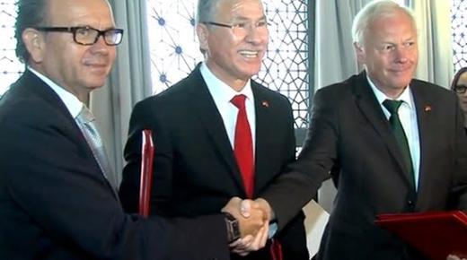 إطلاق برنامج الشراكة المغربية-الألمانية في مجال السلامة الصحية والبيولوجية بالرباط