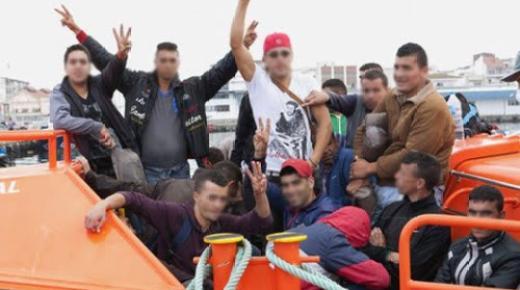 الناظور والحسيمة.. لاحديث يعلو عن حديث الهجرة وكيفية الوصول إلى أوروبا