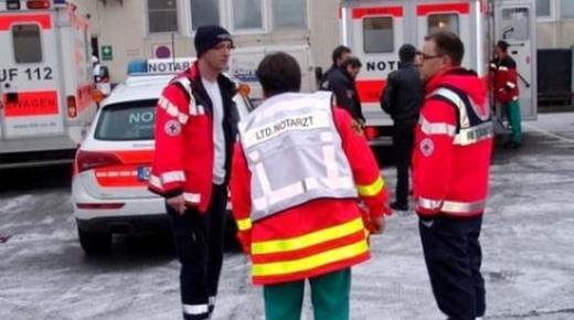 مغربي يحرق نفسه في أحد شوارع ألمانيا