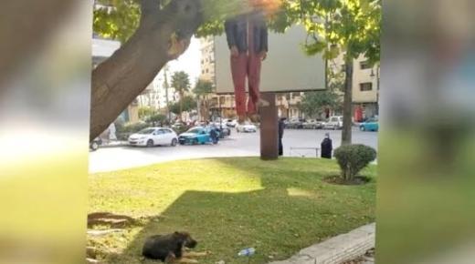 انتحار اربعيني شنقا على إحدى أشجار الزيتون داخل أسوار مسجد
