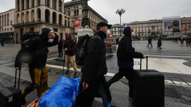 اعتقال 3 مغاربة في إيطاليا استعملوا اختبارات كورونا مزورة للعبور للمغرب