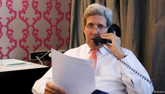 تقارير: ألمانيا تجسست على تركيا وتنصتت على كيري وكلينتون