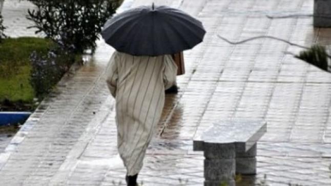 عاجل.. نشرة إنذارية خاصة.. هذه هي المناطق التي ستعرف أمطارا رعدية قوية اليوم وغدا